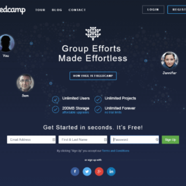 Freedcamp Review