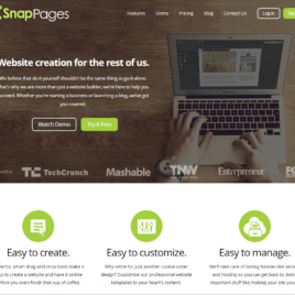SnapPages Review