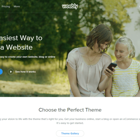 Weebly Website Builder- Create a Free