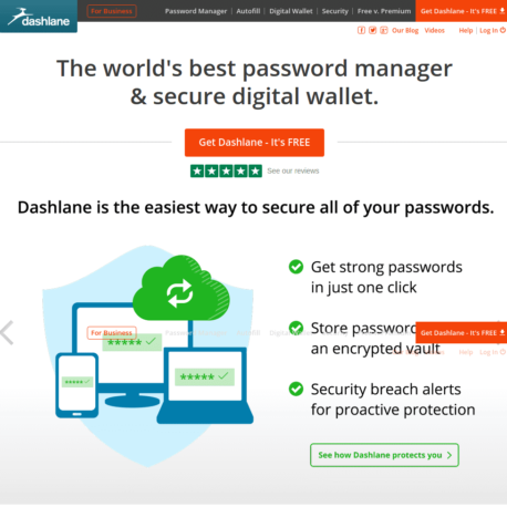 Dashlane Review