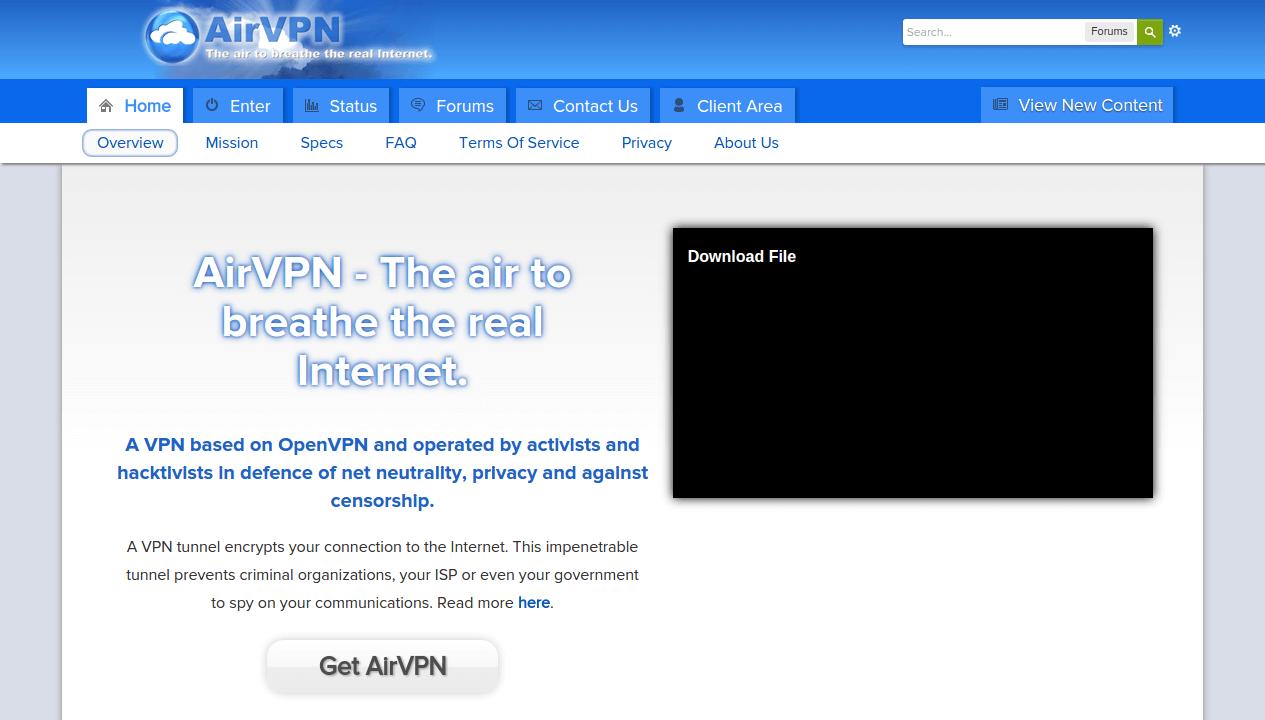 Airvpn torrenting reddit