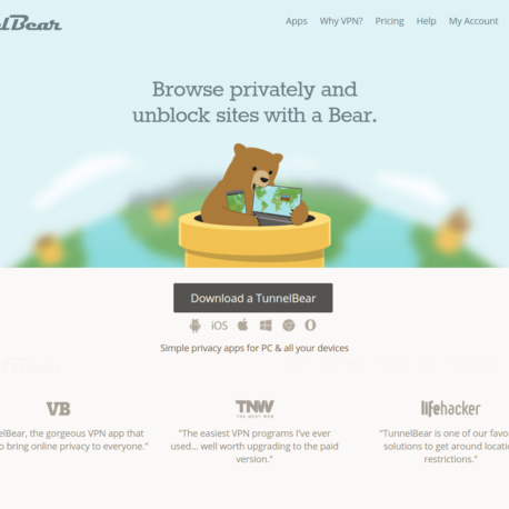TunnelBear Review