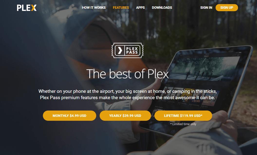 Plex Lifetime