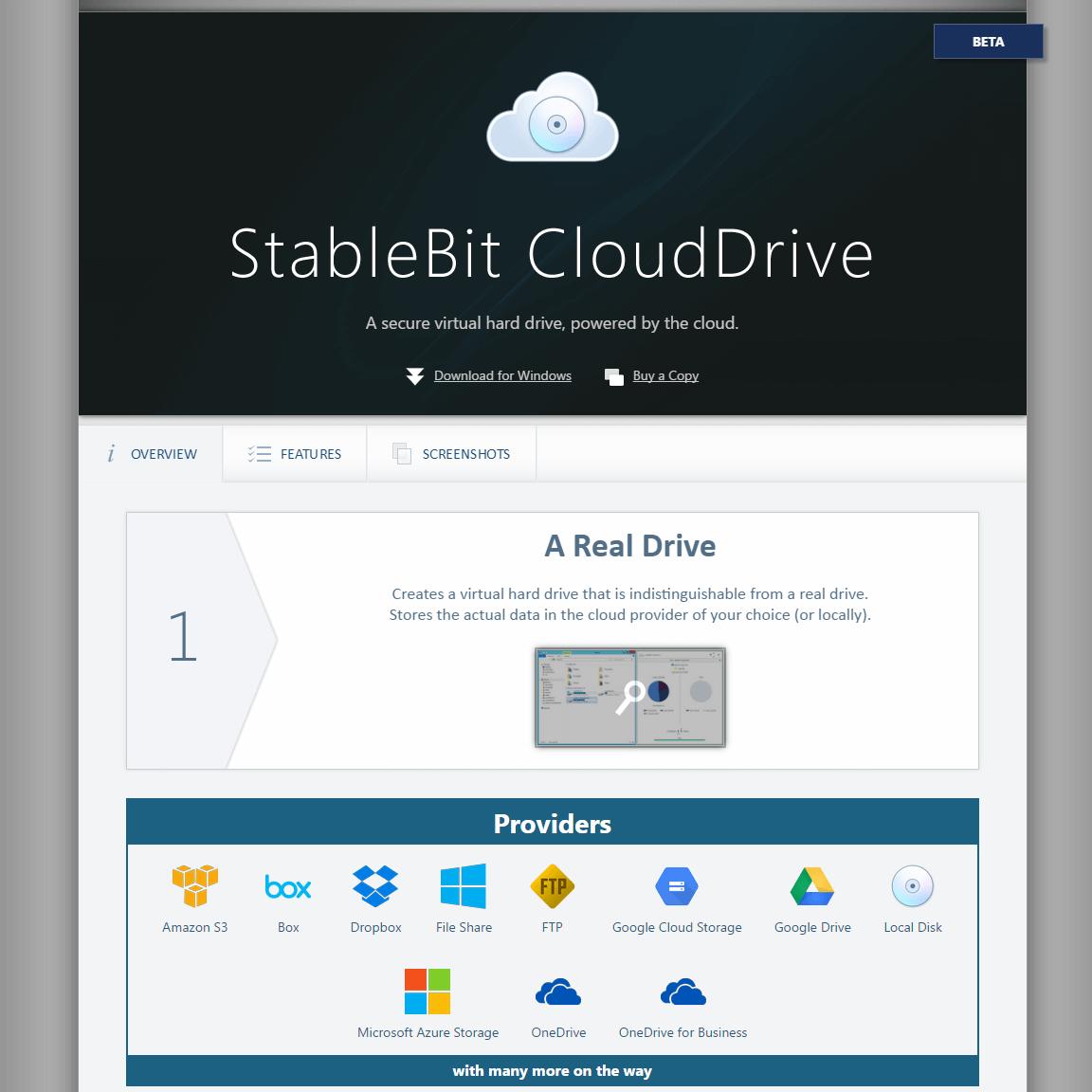 StableBit CloudDrive Review - September 2019 - Cloudee Reviews