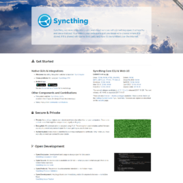 Syncthing Review