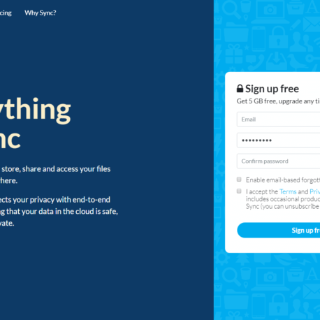 Sync _ Secure Cloud Storage — Privacy (1) Review