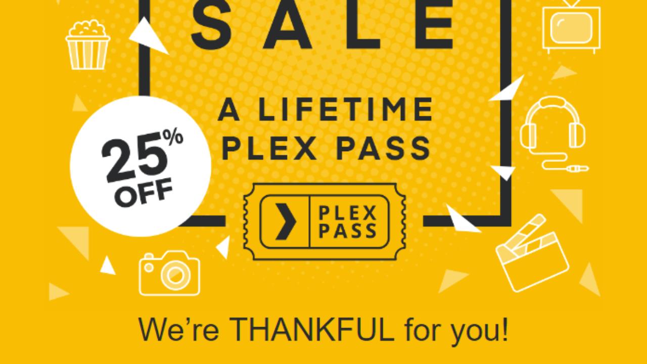 Plex Pass Trial Code