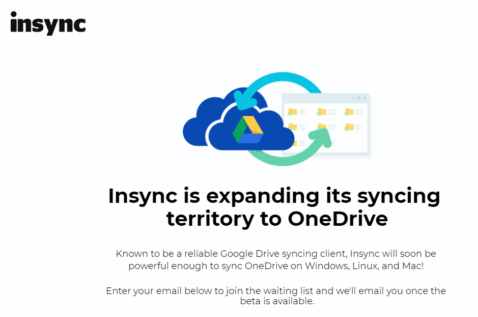 Insync for OneDrive