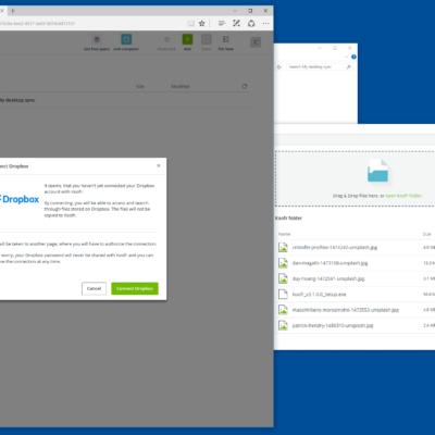 Koofr Windows App
